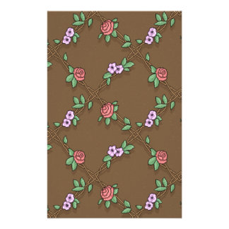 Graphic Art Patterns Designs Customized Stationery