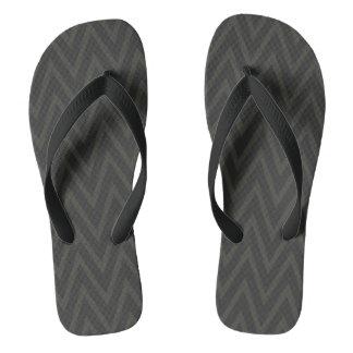 Graphic beach sandal