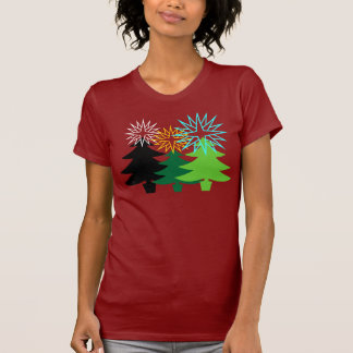 Graphic Christmas Tree Shirt