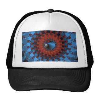 Graphic Circle Trucker Hat