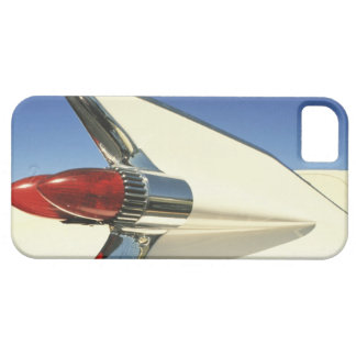Graphic: Close-up of fin and taillight on iPhone 5 Case