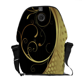 Graphic Design 2 Messenger Bag