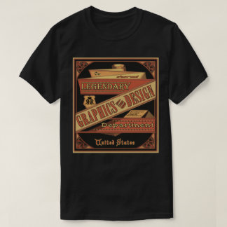 Graphic Design Department T-Shirt