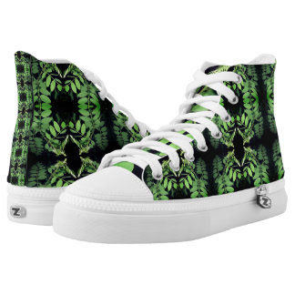 Graphic Design High Tops