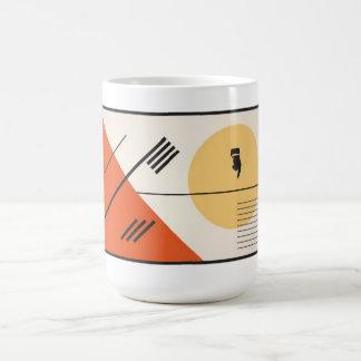 Graphic Design History Mugs: constructivism Coffee Mug