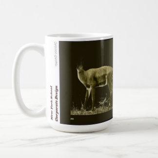 Graphic Design History Mugs: new york school Coffee Mug