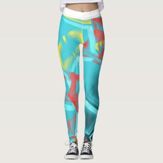 graphic design leggings