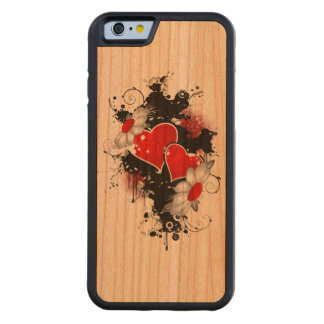 Graphic for St Valentine' s day - Cherry iPhone 6 Bumper