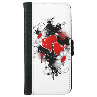 Graphic for St Valentine' s day - iPhone 6 Wallet Case