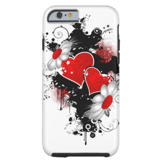 Graphic for St Valentine' s day - Tough iPhone 6 Case