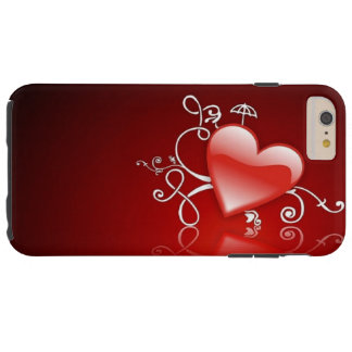 Graphic for St Valentine' s day - Tough iPhone 6 Plus Case