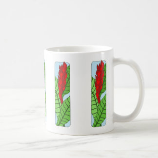 Graphic Ginger Coffee Mug