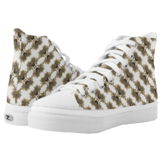 Graphic High Tops