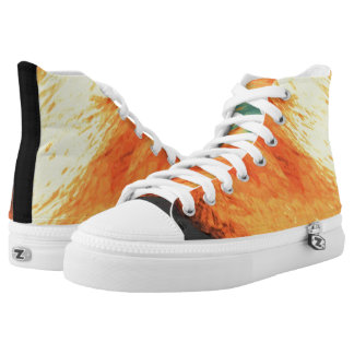 Graphic Holiday High Tops