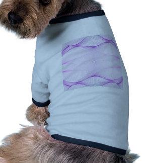 graphic line pet t-shirt