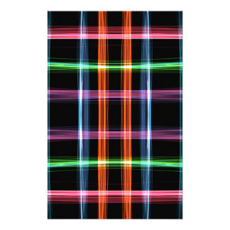 Graphic Lines Stationery Paper