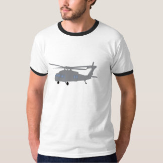Graphic Maiden T-shirt Helicopter