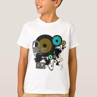 Graphic Music Design! T-Shirt