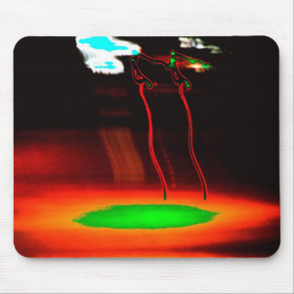 Graphic Pad Mouse Pad