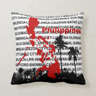 Graphic Philippines Pillow