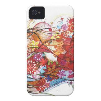 Graphic Sparrow Case-Mate iPhone 4 Case