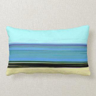 Graphic Stripe Design American Mojo Pillow