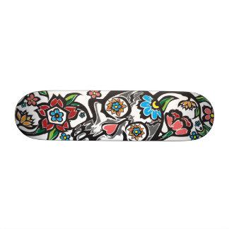 Graphic Tattoo Skate Board Decks