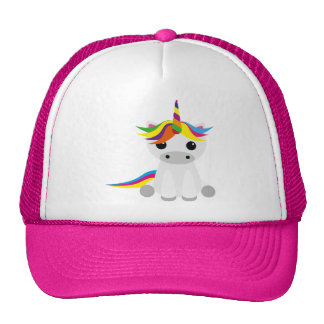 Graphic Unicorn Cap
