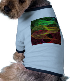 graphical game doggie tee shirt