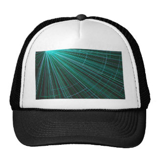 graphical style trucker hat