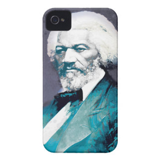 Graphics Depot - Frederick Douglass Portrait iPhone 4 Case-Mate Cases