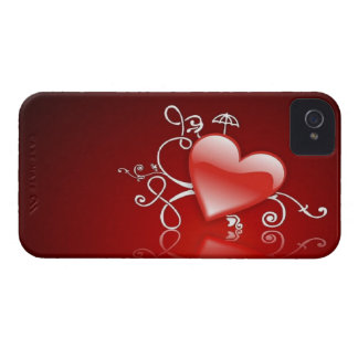 Graphics of St. Valentine's day - iPhone 4 Cases