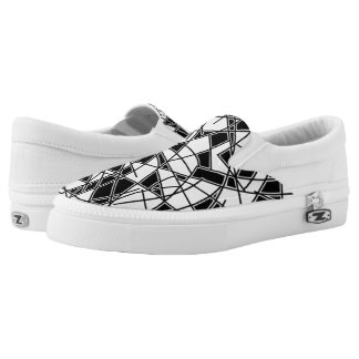 Graphics Slip-On Shoes
