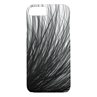 Graphite Waves - Apple iPhone Case