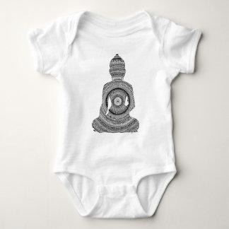 GraphiZen Buddha Baby Bodysuit