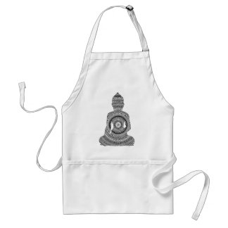 GraphiZen Buddha Standard Apron