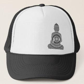 GraphiZen Buddha Trucker Hat