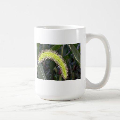 Grass and Corn Coffee Cup Coffee Mug