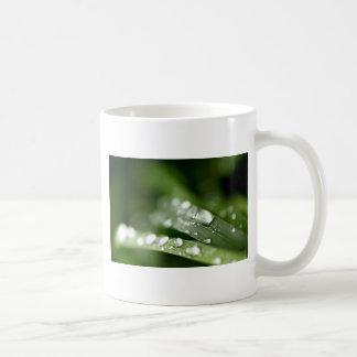 Grass Basic White Mug