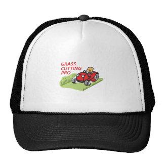 GRASS CUTTING PRO CAP