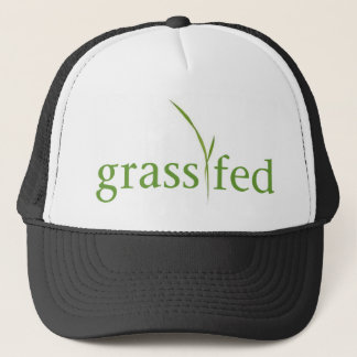Grass Fed Trucker Hat