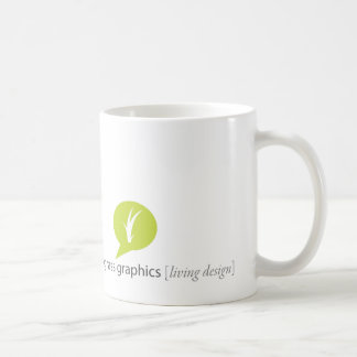 Grass Graphics Coffee Mug
