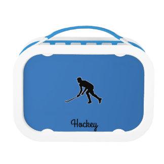 Grass Hockey Player Lunch Box