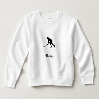 Grass Hockey Player Sweatshirt