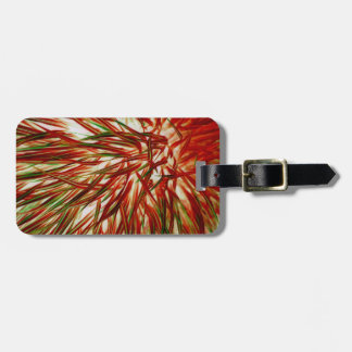 Grass Luggage Tag