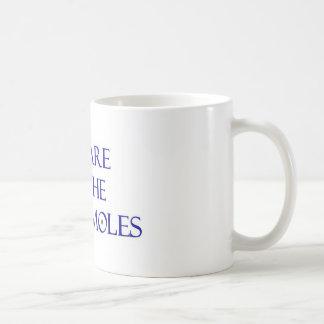 Grass Moles Mug