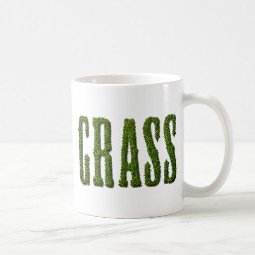 GRASS COFFEE MUGS