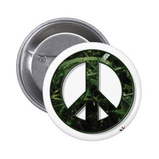Grass Peace Button