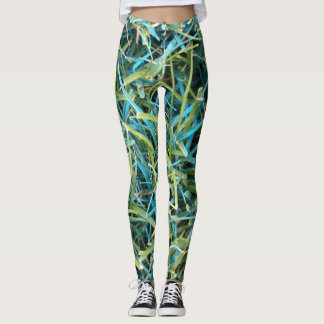 Grass Roots Leggings