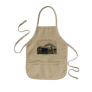 Grass Valley Tours California Gold Rush Kids Apron